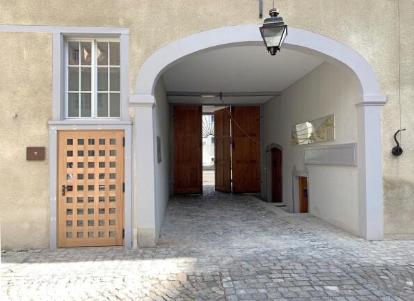 Türen in Holz - Geuterhof Islikon